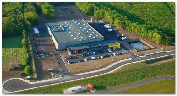 TRANSMANUT - Vineuil factory (Blois - 41)