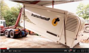 Transmanut - Une chaufferie bois approvisionnée par soufflage à Malesherbes
