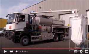 Mobile explosives Manufacturing unit - MEMU