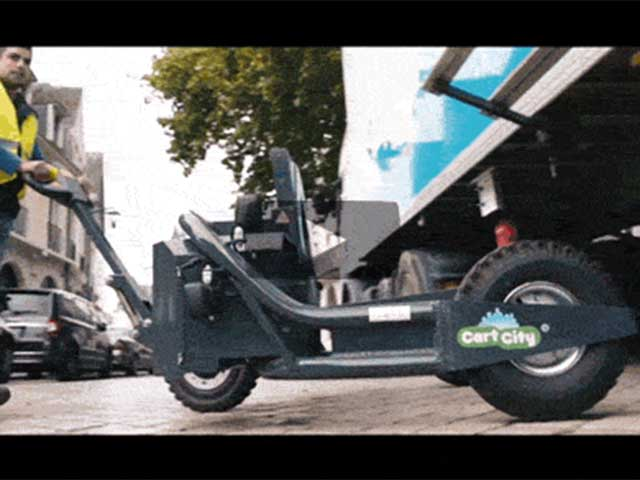 CartCity (vidéo)